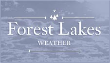 Forest Lakes Weather